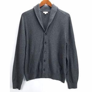 Gap Pocket Button Cashmere Blend Cardigan